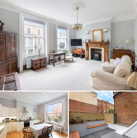 4 bedroom flat for sale - Beaumont Crescent, West Kensington, W14