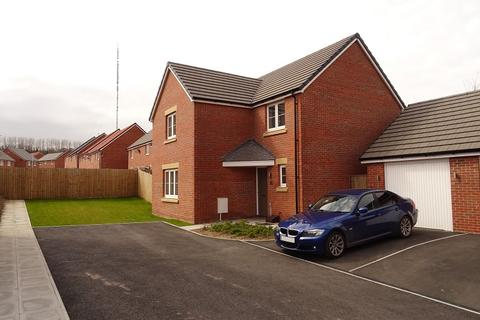 4 bedroom detached house to rent - Gwern Close, St Lythans Park, Vale of Glamorgan. CF5