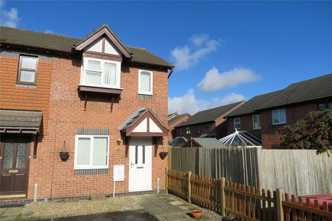 2 bedroom end of terrace house for sale - Gallivan Close, Little Stoke, Bristol, BS34
