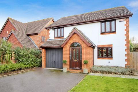 4 bedroom detached house for sale - Hemmings Close, Sidcup, DA14 4JR