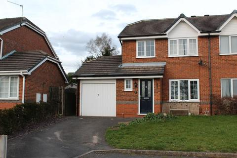 3 bedroom semi-detached house to rent - Alsager Close, Derby
