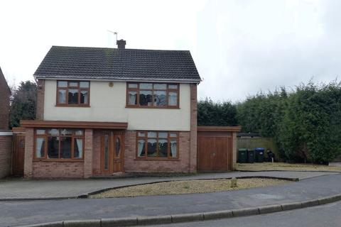 3 bedroom detached house for sale - Peveril Way, Great Barr
