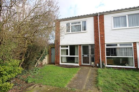 2 bedroom end of terrace house for sale - Gainsborough Close, Cambridge