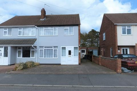 3 bedroom semi-detached house for sale - Church Hill Road, Thurmaston