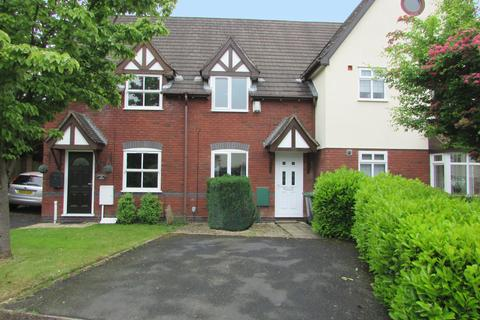 2 bedroom mews to rent - Kerswell Drive, Monkspath, B90 4PE