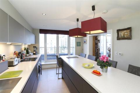 3 bedroom flat for sale - Greensward House, Imperial Crescent, London, SW6
