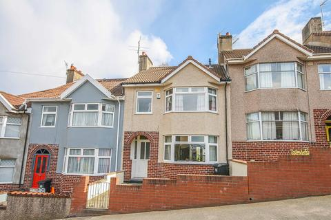 3 bedroom terraced house for sale - Ravenhill Road, Lower Knowle, Bristol, BS3 5BS
