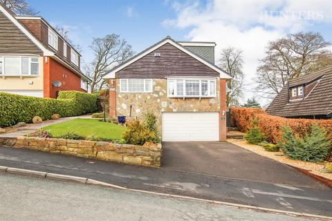 3 bedroom detached house for sale - Hazelwood Road, Endon, Stoke-on-Trent, ST9 9DA