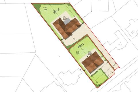 Plot for sale - Middle Drive, Darras Hall, Ponteland, Newcastle upon Tyne, NE20