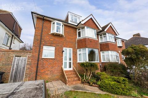 5 bedroom semi-detached house for sale - Redhill Drive, Brighton, BN1