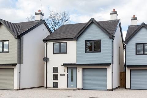 Burton Upon Trent New Build Houses