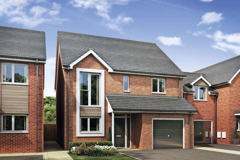 4 bedroom detached house for sale - The Hannington, Burton Road, Castle Gresley