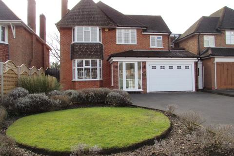 4 bedroom detached house for sale - Links Drive, Solihull