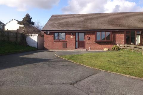 2 bedroom semi-detached bungalow to rent - 30 Keats Grove, Haverfordwest. SA61 1RY