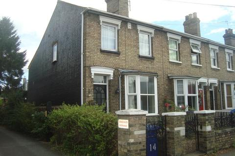 2 bedroom end of terrace house to rent - Fornham Road, Bury St Edmunds