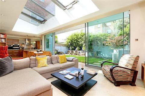 7 bedroom end of terrace house for sale - Aubrey Walk, London, W8