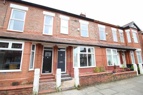 3 bedroom terraced house for sale - Kingshill Road, Chorlton, Manchester