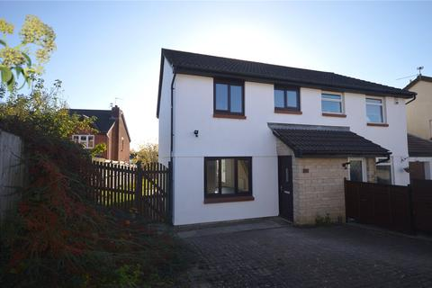 3 bedroom semi-detached house to rent - De Braose Close, Danescourt, Cardiff, CF5