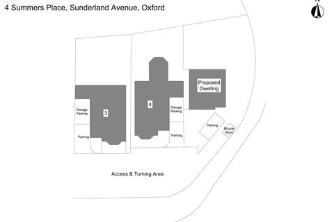 Plot for sale - Summers Place, Sunderland Avenue, Oxford, OX2