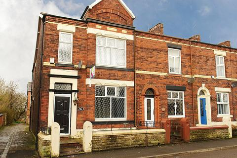 3 bedroom end of terrace house for sale - Rochdale Road, Royton, Oldham