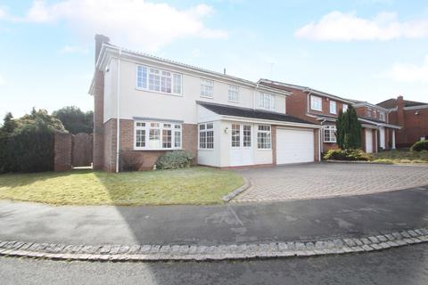 4 bedroom detached house for sale - Nichols Close, Solihull