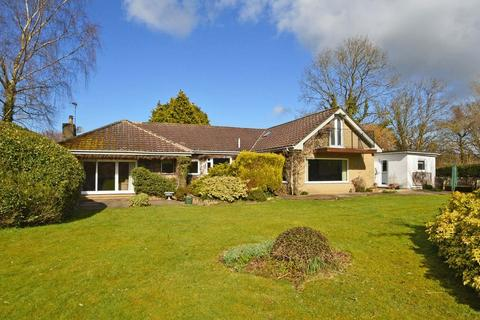 5 bedroom detached house for sale - Large family home with views from every window in Flax Bourton