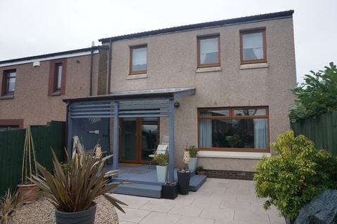 2 bedroom end of terrace house for sale - Netherwood Way, Westfield, Cumbernuld G68