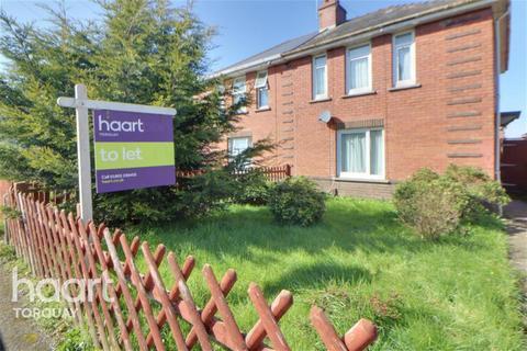 3 bedroom detached house to rent - Milton Road Exeter EX2