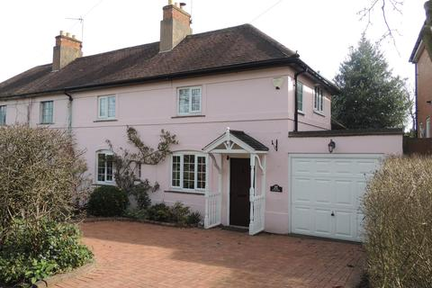 3 bedroom cottage for sale - Fentham Road, Hampton-in-Arden, Solihull, B92 0AY