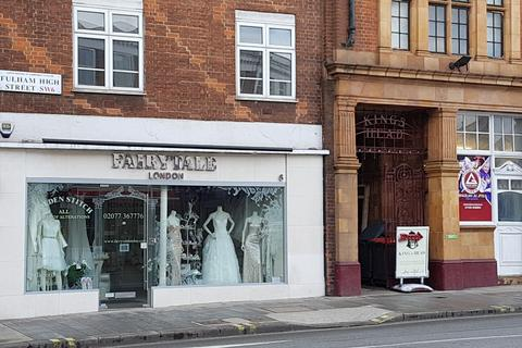 Shop for sale -  Fulham High Street,  Fulham, SW6