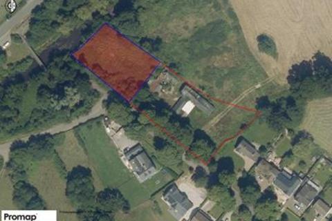 Land for sale - Former Farm Buildings, Pwll-Y-Myn Farm, Main Avenue, Peterston-Super-Ely, Vale Of Glamorgan, CF5