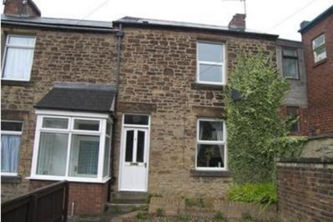 2 bedroom terraced house to rent - Market Street, Blackhill