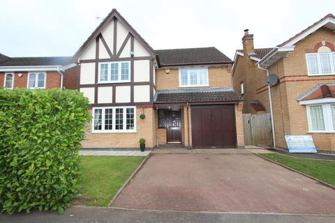 4 bedroom detached house to rent - Pembridge Road, Dorridge