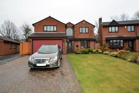 4 bedroom detached house to rent - Cartier Close, Old Hall, Warrington