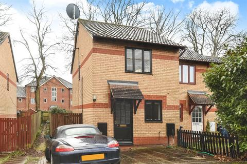 2 bedroom end of terrace house for sale - The Beeches, Headington