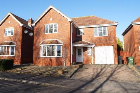4 bedroom house for sale - Quarry Way, Emersons Green, Badminton Park, Bristol, BS16 7BN