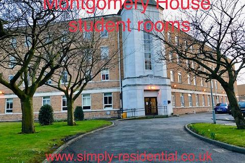 1 bedroom house share to rent - Montgomery House, Demesne Rd