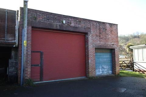 Garage for sale - Combe Martin, Ilfracombe