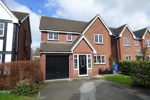 4 bedroom detached house for sale - Goodwood Close, Beverley, East Yorkshire, HU17 9TF