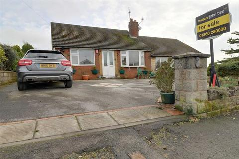 2 bedroom semi-detached bungalow for sale - New Street, Biddulph Moor, Stoke-on-Trent