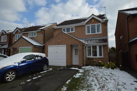 3 bedroom detached house to rent - Dorset Gardens, West Bridgford