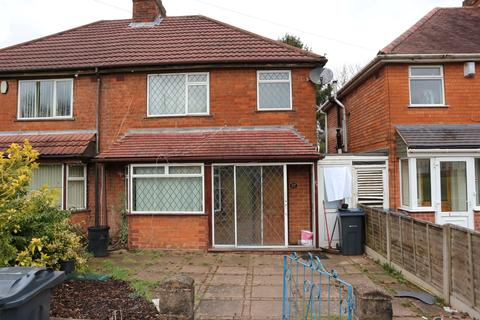 3 bedroom semi-detached house to rent - Moneyhull Hall Road, Kings Norton , Birmingham B30
