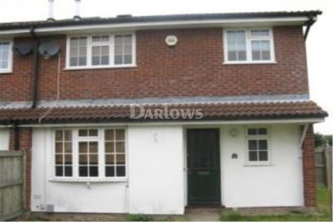 2 bedroom end of terrace house to rent - Bishop Hannon Drive