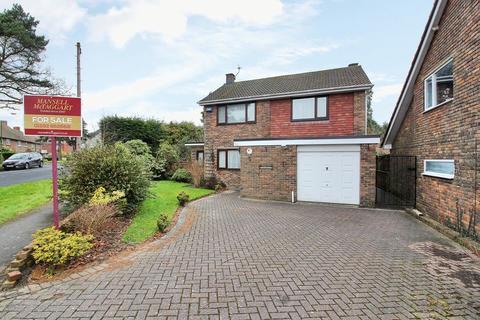 3 bedroom detached house for sale - Fermor Road, Crowborough, East Sussex