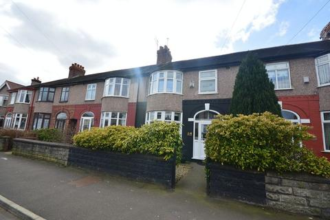 3 bedroom terraced house for sale - Elm Hall Drive, Mossley Hill