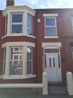 3 bedroom terraced house to rent - Willowdale Road Mossley Hill L18