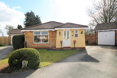 3 bedroom detached bungalow for sale - Nursery Court, Nether Poppleton, York, YO26 6LR