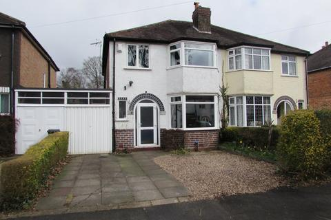 3 bedroom semi-detached house for sale - Barrington Road, Solihull