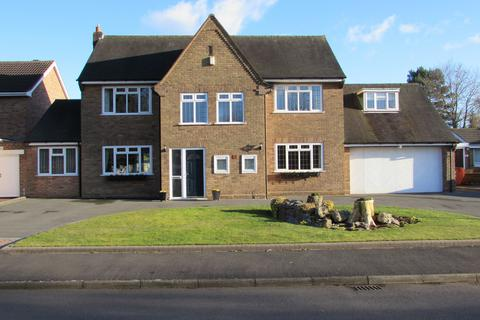 5 bedroom detached house for sale - Birch Tree Grove, Solihull