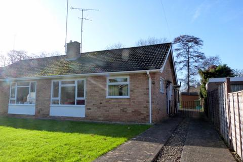2 bedroom semi-detached bungalow to rent - Southgate Drive, Cheltenham